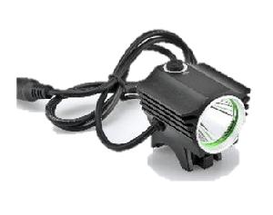 Фара велосипедная T6-1 Core LH001 черный