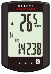 Велокомпьютер CAT EYE CC-RD500B STRADA SMART GPS