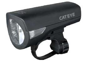 Фонарь передний CAT EYE HL-EL340G, черный