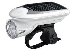 Фонарь передний Cat Eye HL-EL020 Hybrid белый