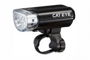 Фонарь передний Cat Eye HL-AU230 черный