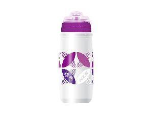 Велофляга Kellys KLS Atacama 0,65л,белый/фиолетовый