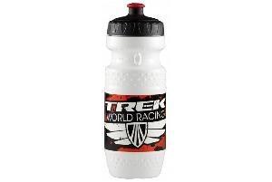 Велофляга Trek Screwtop 24oz Trek World Racing White 710ml