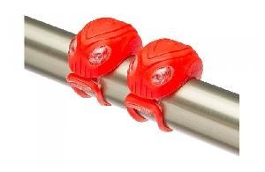 Фонари комплект Stels JY-267-18 красный