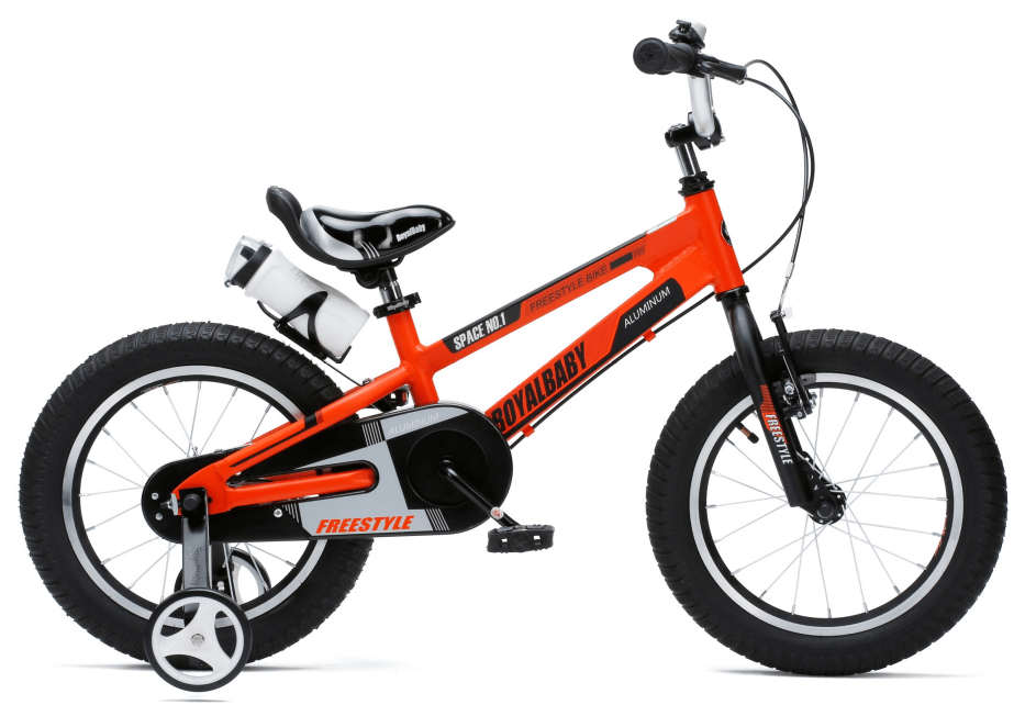 Велосипед Royal Baby Freestyle Space №1 12 Alloy (2018)