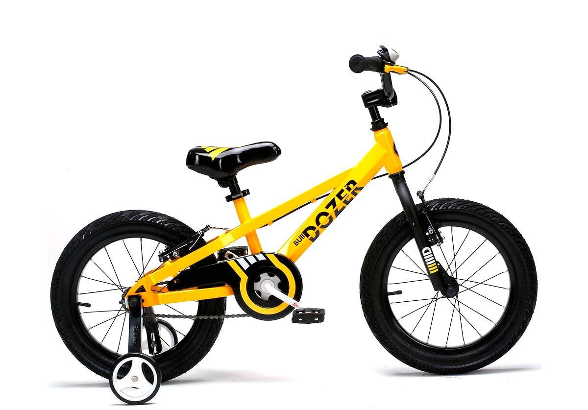 Велосипед Royal Baby Bull Dozer 16 (2018)