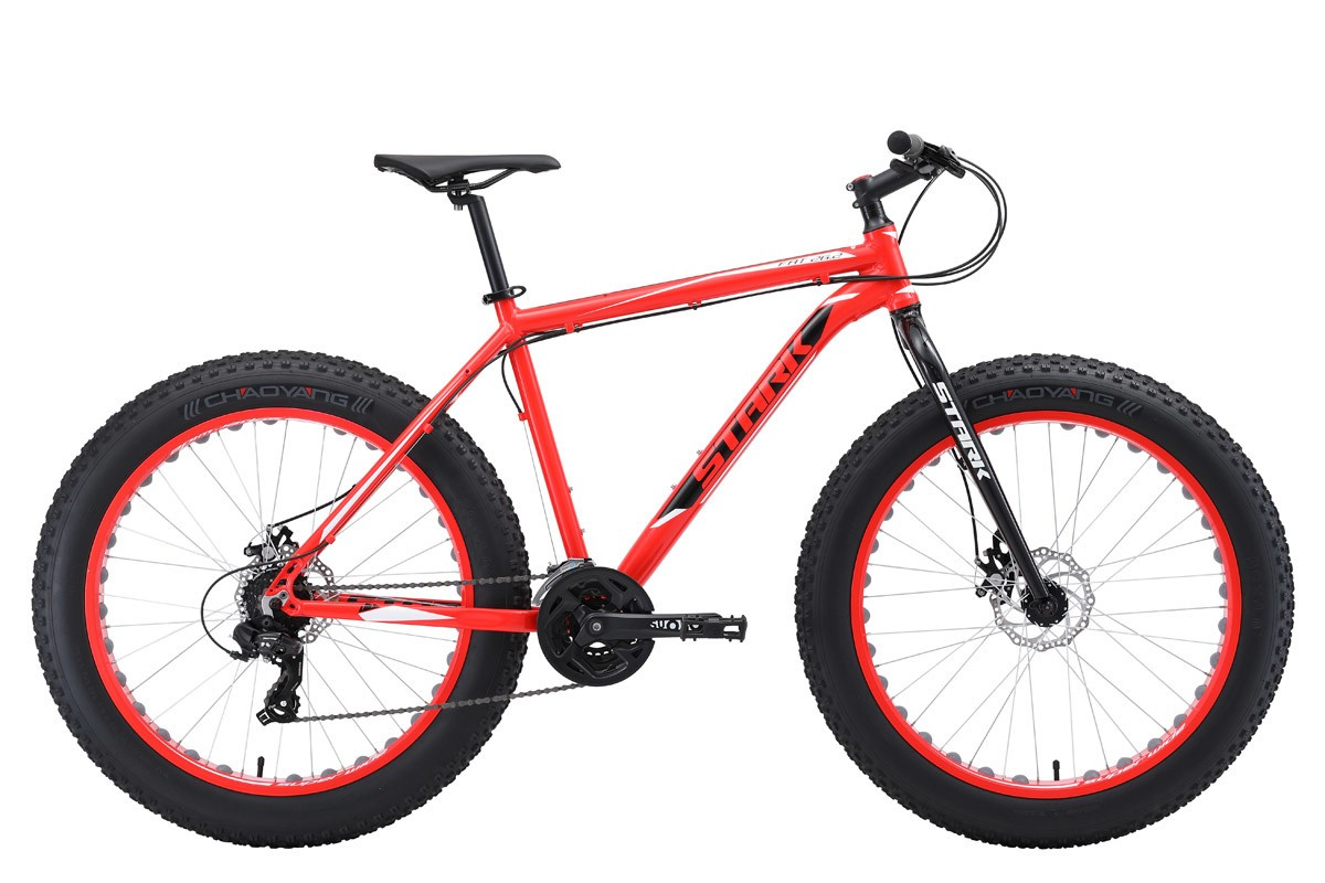 Велосипед Stark Fat 26.2 D (2018)