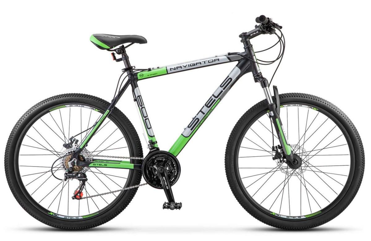 Велосипед Stels Navigator 600 MD 26 V030 (2018)