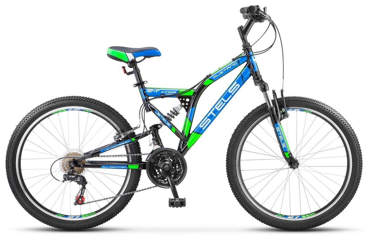 Подростковый велосипед Stels Mustang V 24 V030 (2018)