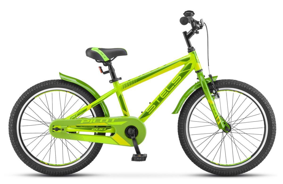 Велосипед Stels Pilot 200 Gent 20 V021 (2018)