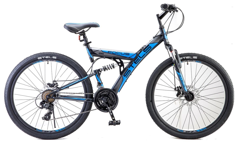 Велосипед Stels Focus MD 21 sp V010 (2018)