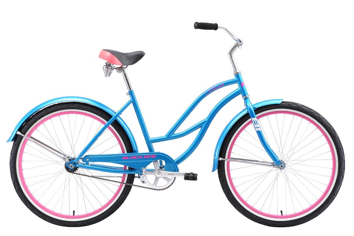 Велосипед Black One Flora 26 (2018)