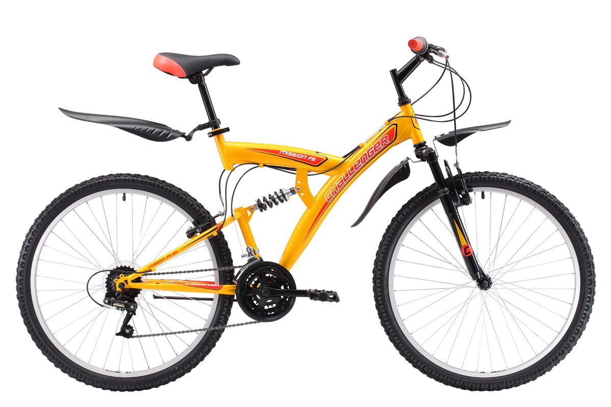 Велосипед Challenger Mission FS 26 (2018)