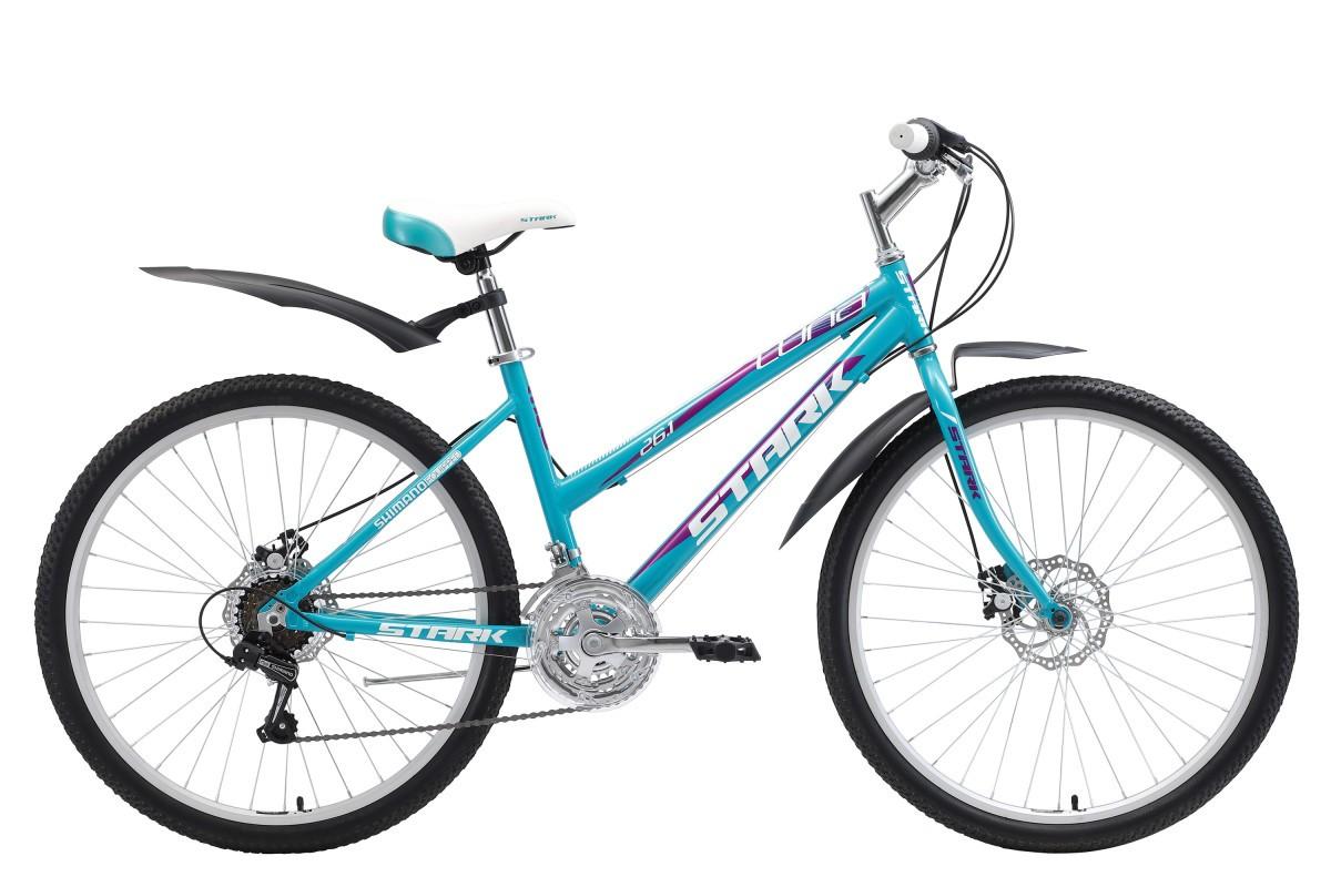 Велосипед Stark Luna 26.1 RD (2018)