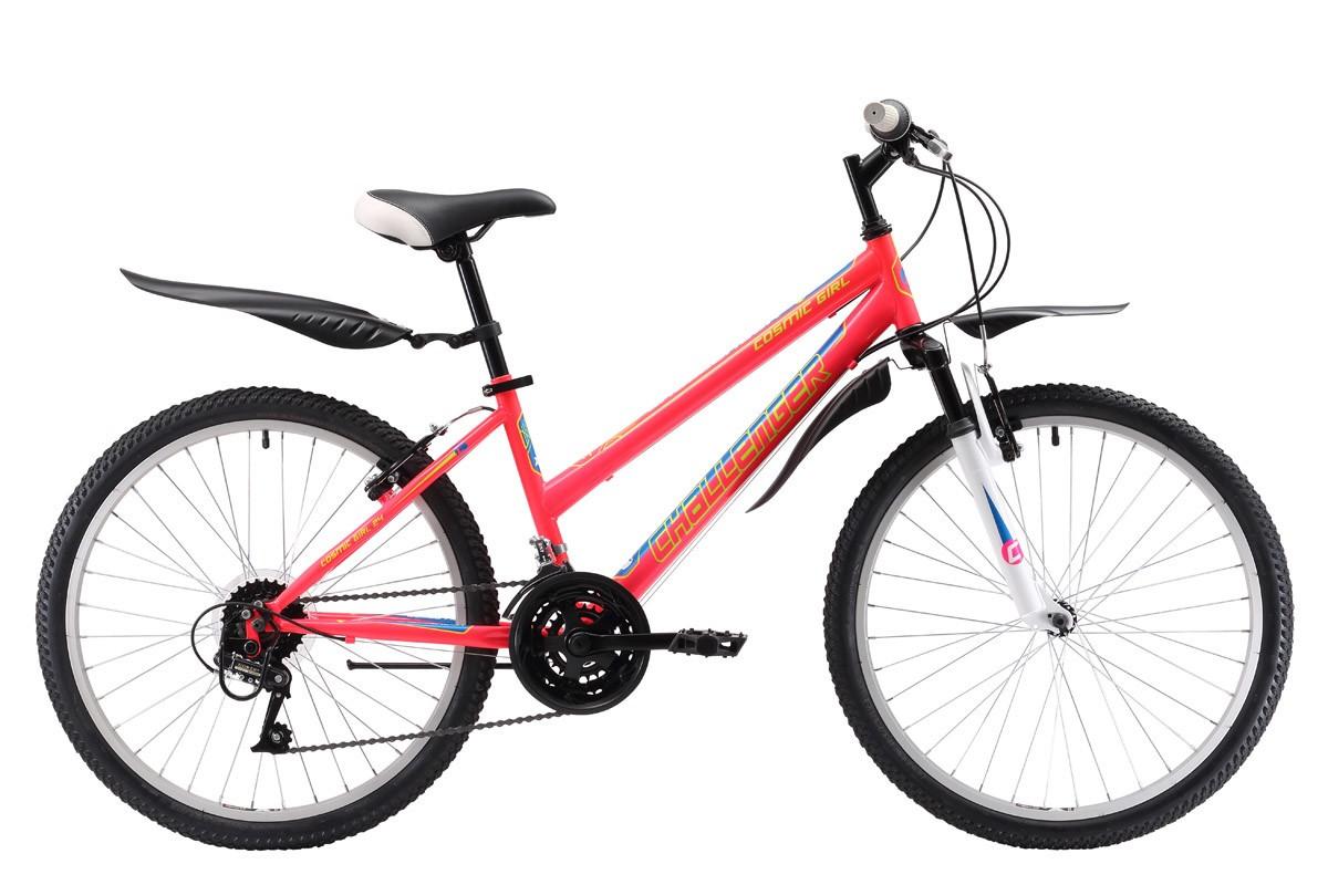 Велосипед Challenger Cosmic Girl 24 (2018)