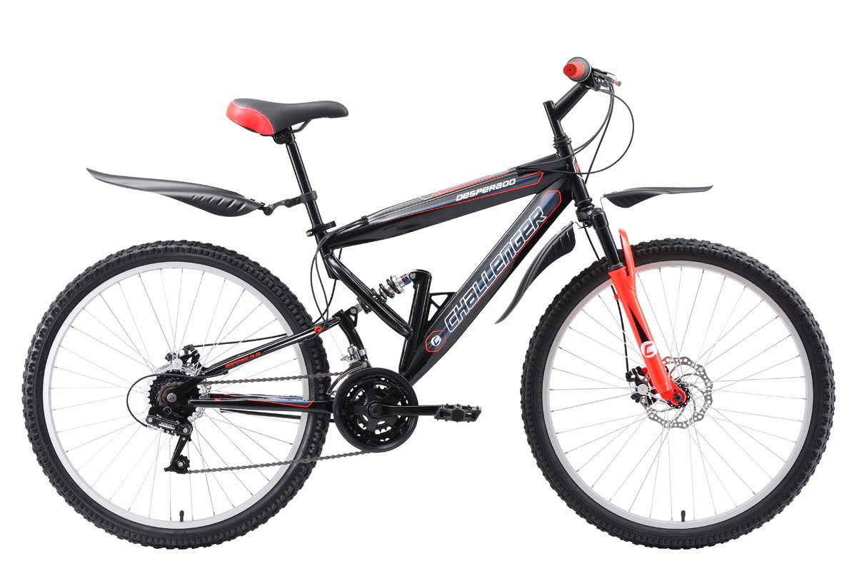 Велосипед Challenger Desperado FS 26 D (2018)