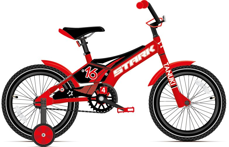 Велосипед Stark Tanuki 16 Boy (2018)