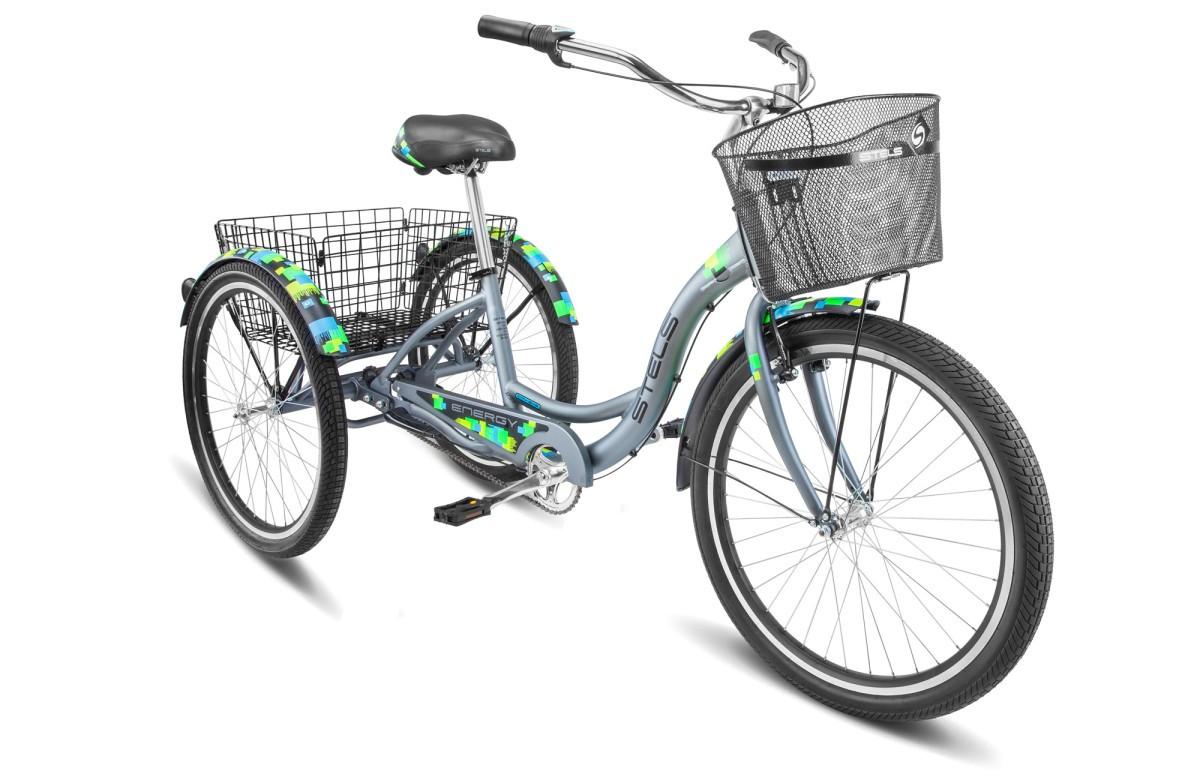 Велосипед Stels Energy III 26 V030 (2018)