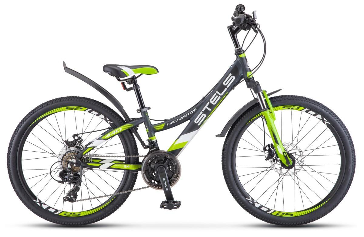 Подростковый велосипед Stels Navigator 440 MD 24 V010 (2018)