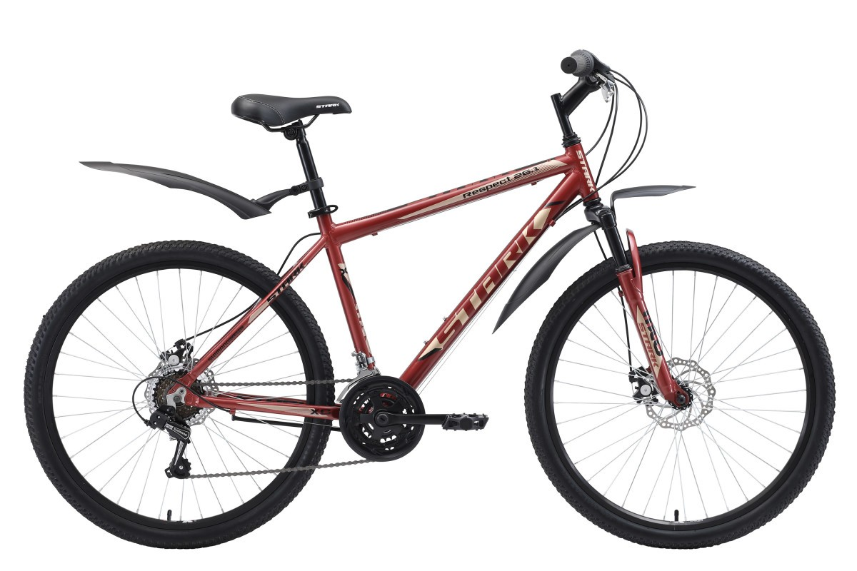 Велосипед Stark Respect 26.1 D (2018)