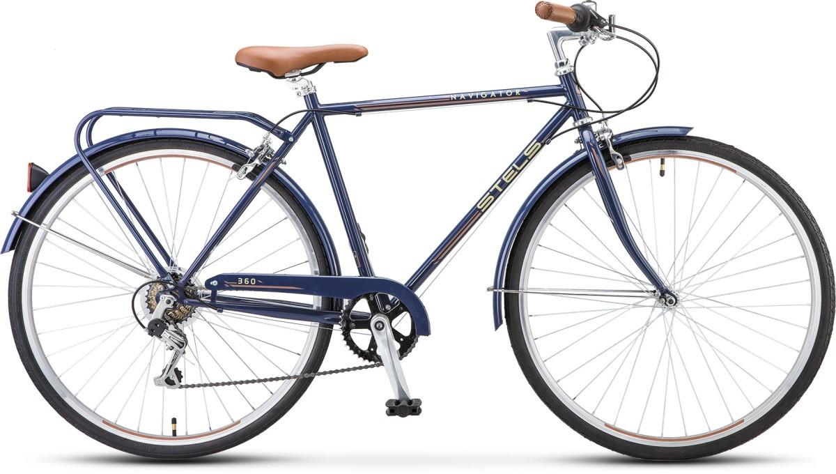 Велосипед Stels Navigator 360 V010 (2018)