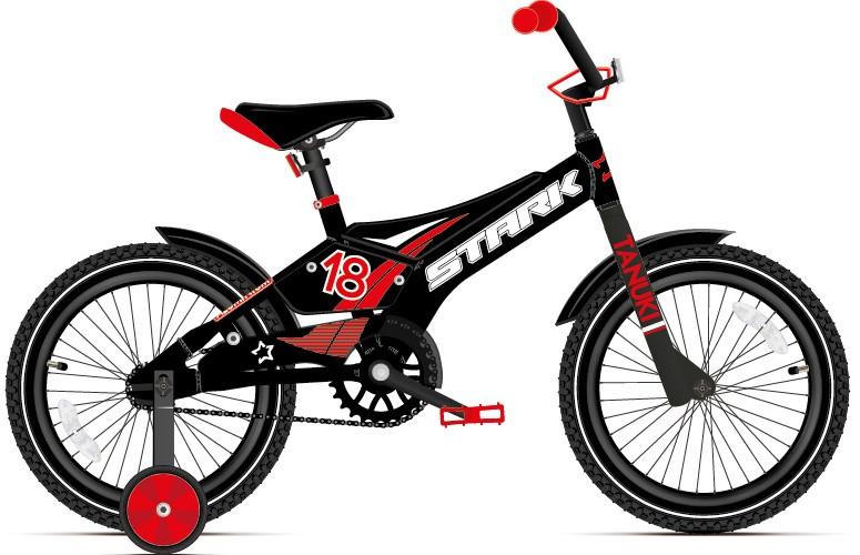 Велосипед Stark Tanuki 18 Boy (2018)