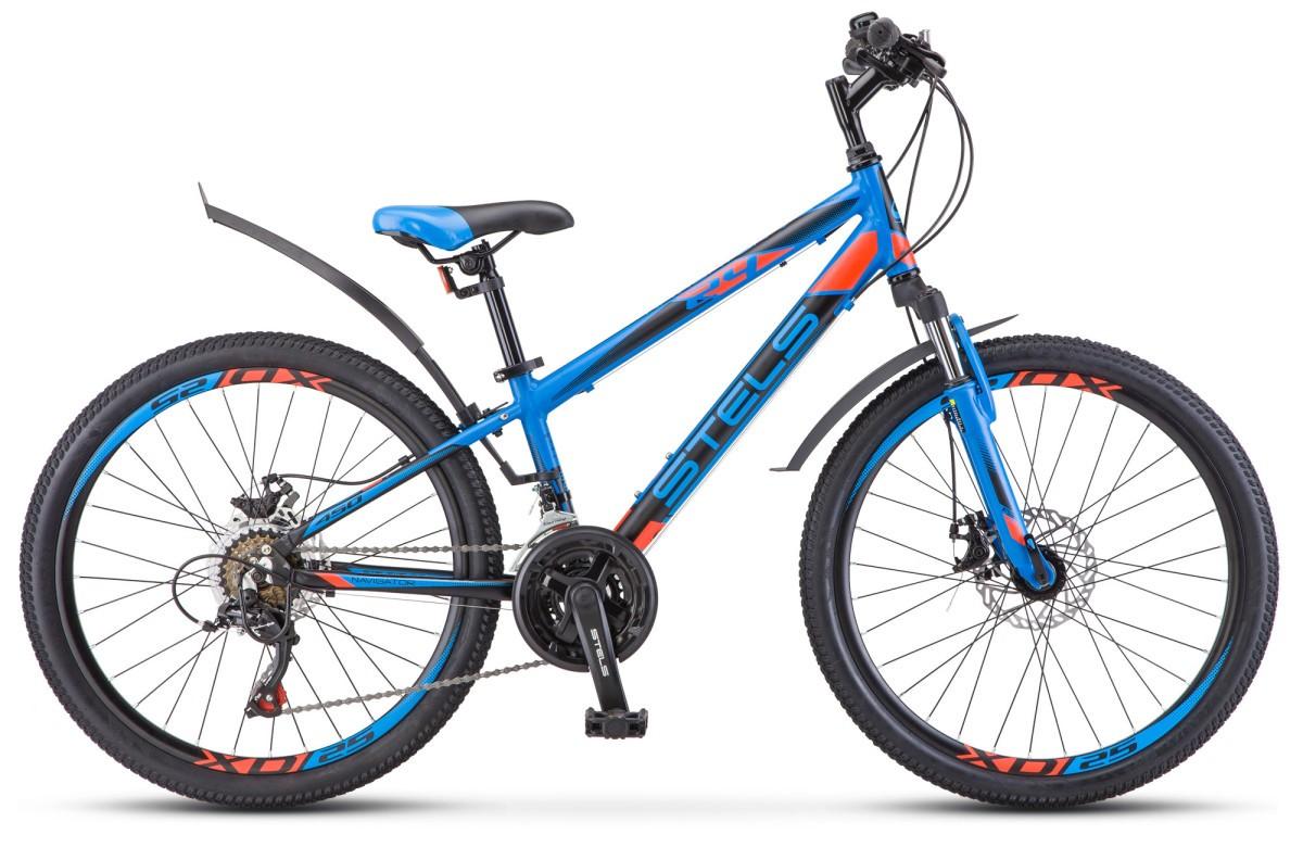 Велосипед Stels Navigator 450 MD 24 V010 (2018)