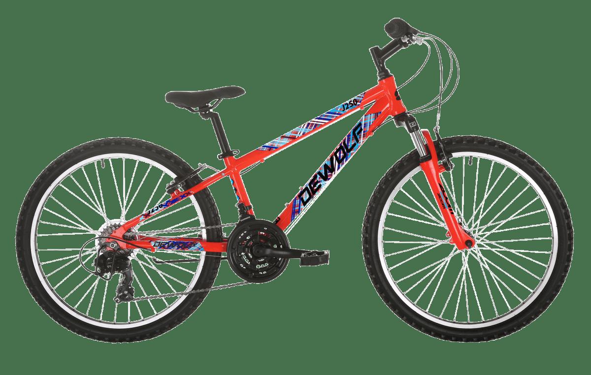 Велосипед Dewolf J250 BOY (2018)
