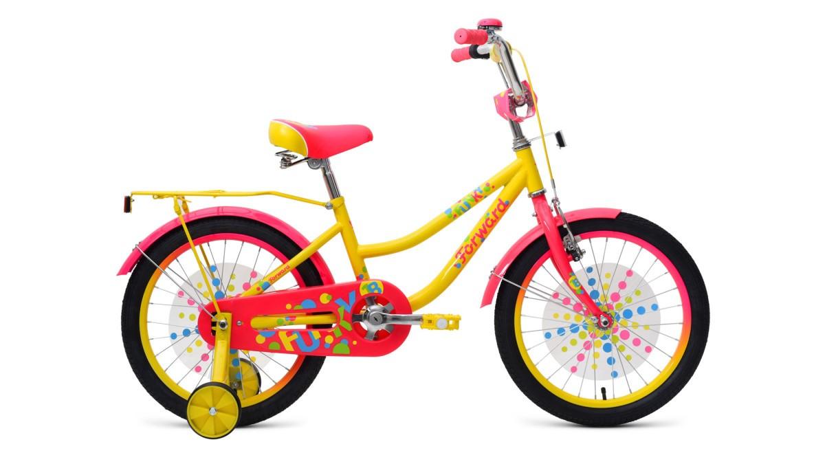 Велосипед Forward Funky 18 (2018)