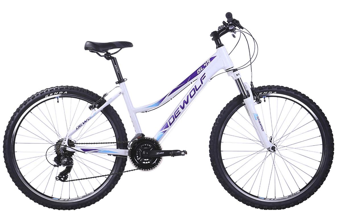 Велосипед Dewolf GL 45 (2018)