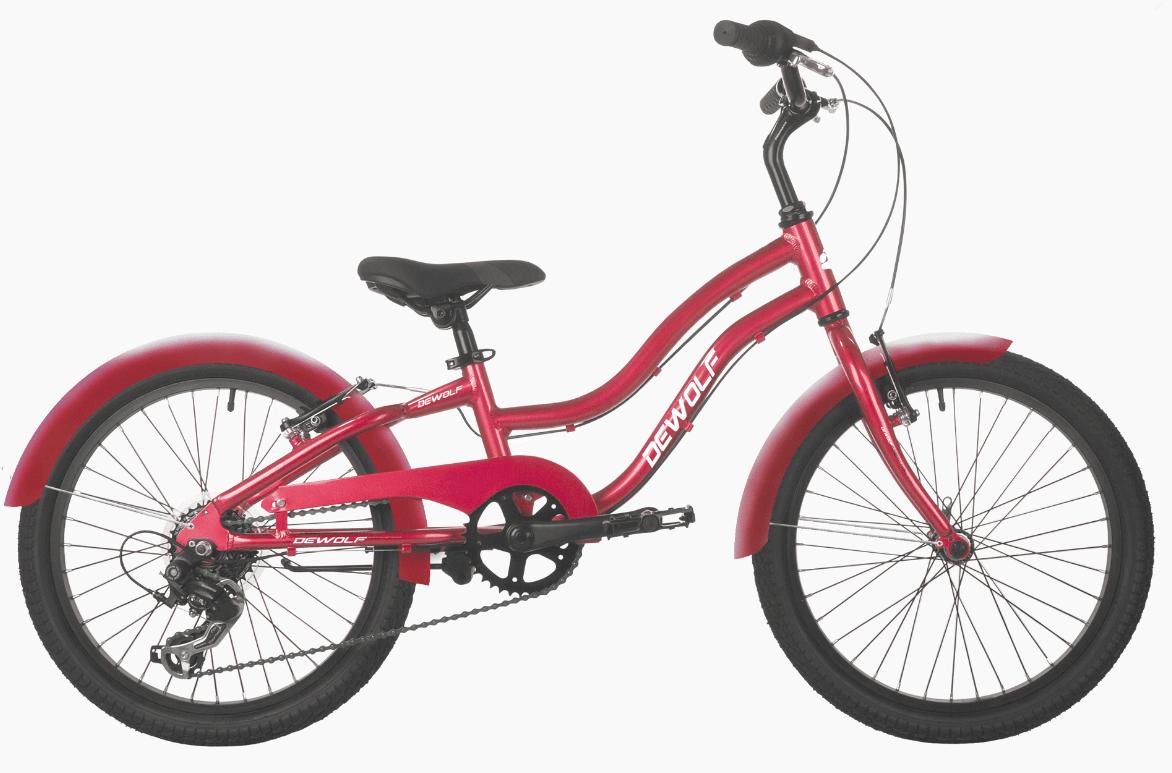 Велосипед Dewolf WAVE 210 (2018)