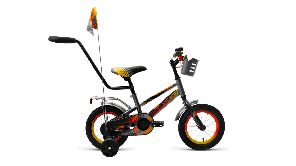 Велосипед Forward Meteor 12 (2018)
