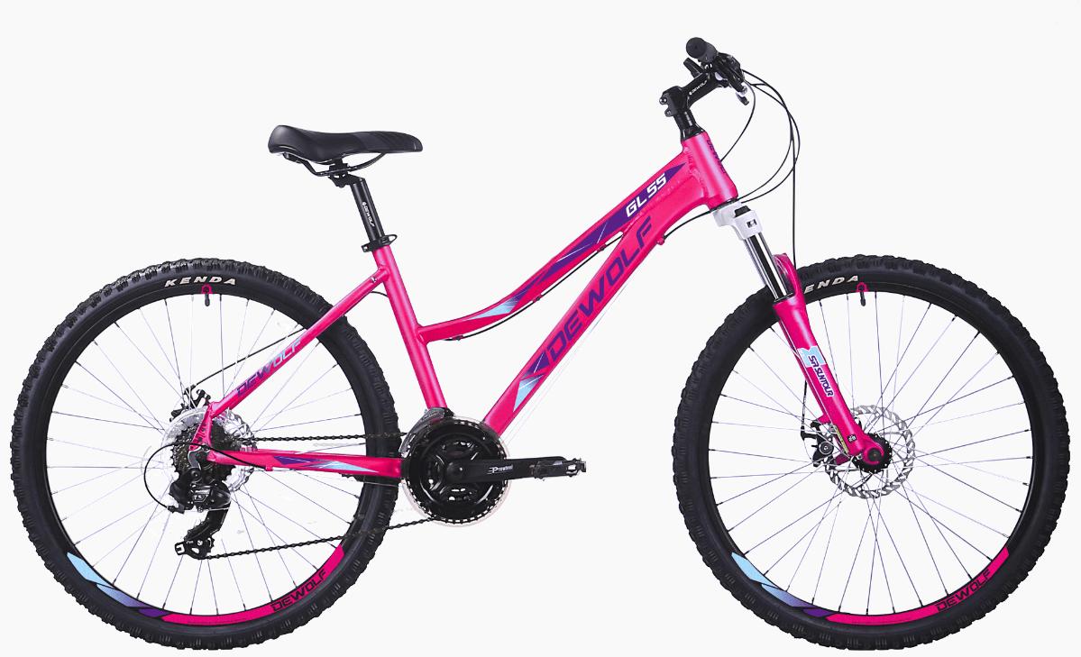Велосипед Dewolf GL 55 (2018)