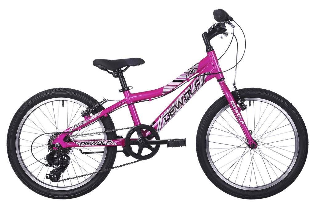 Велосипед Велосипед Dewolf J200 GIRL (2018)