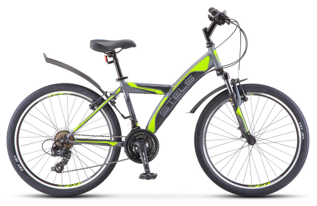 Велосипед Stels Navigator 410 V 24 V030 (2018)