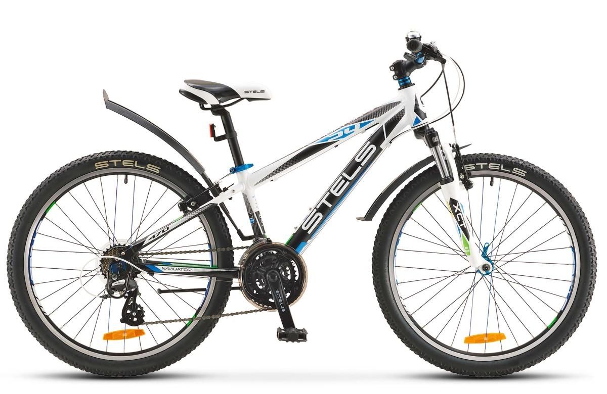 Велосипед Stels Navigator 470 V 24 V020 (2018)