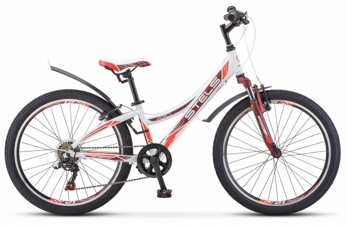 Велосипед Stels Navigator 430 V V030 (2018)