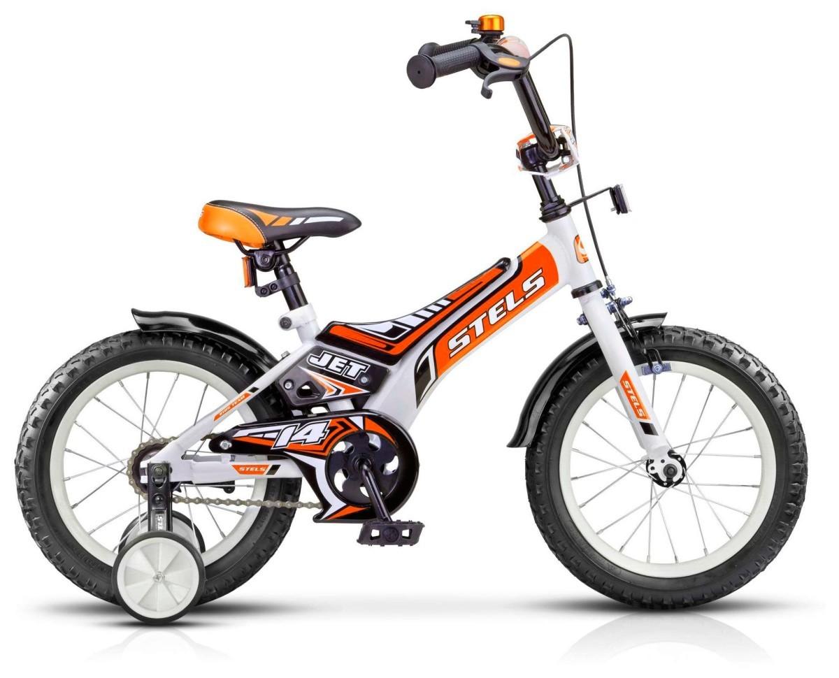 Велосипед Stels Jet 14 V021 (2018)