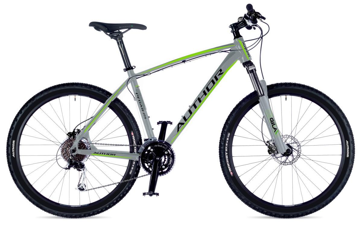 Велосипед Author Pegas 27.5 (2018)