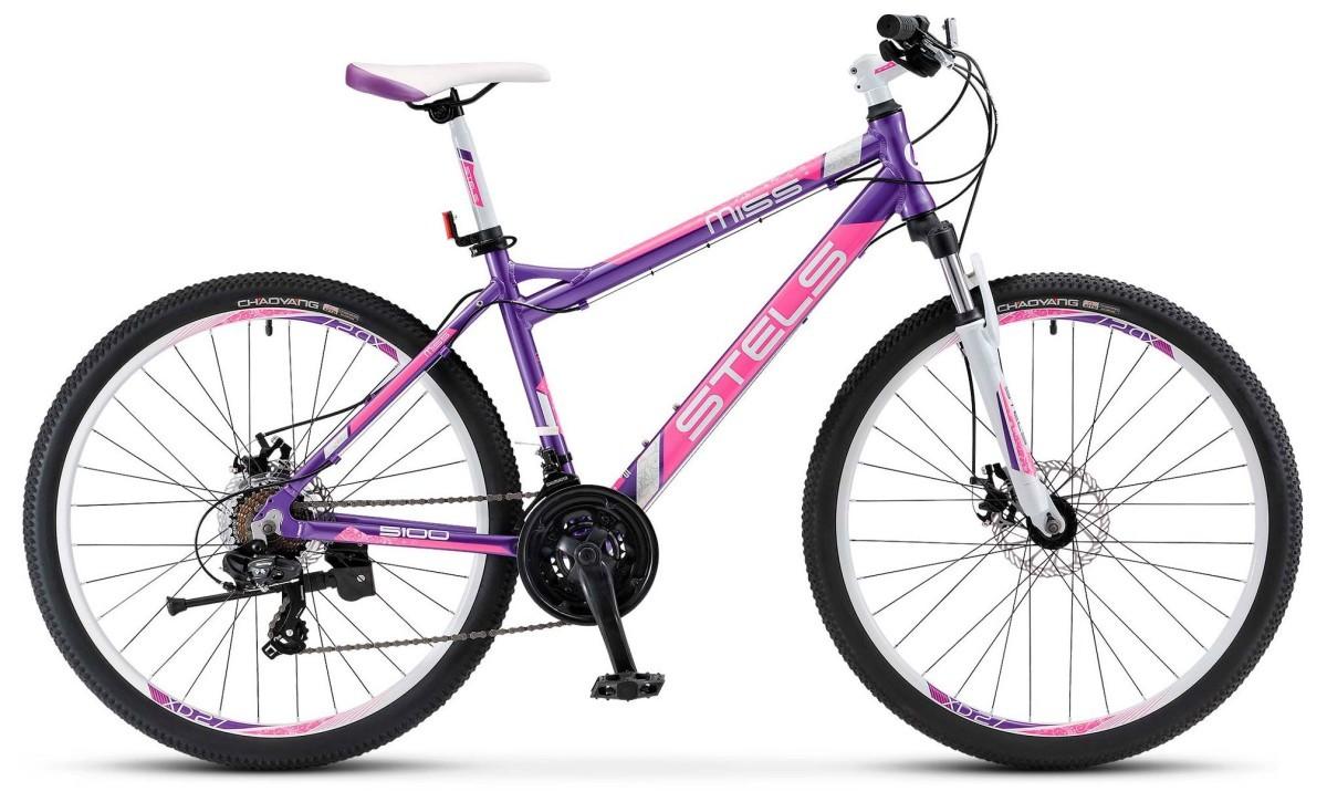 Велосипед Stels Miss 5100 MD 26 V020 (2018)