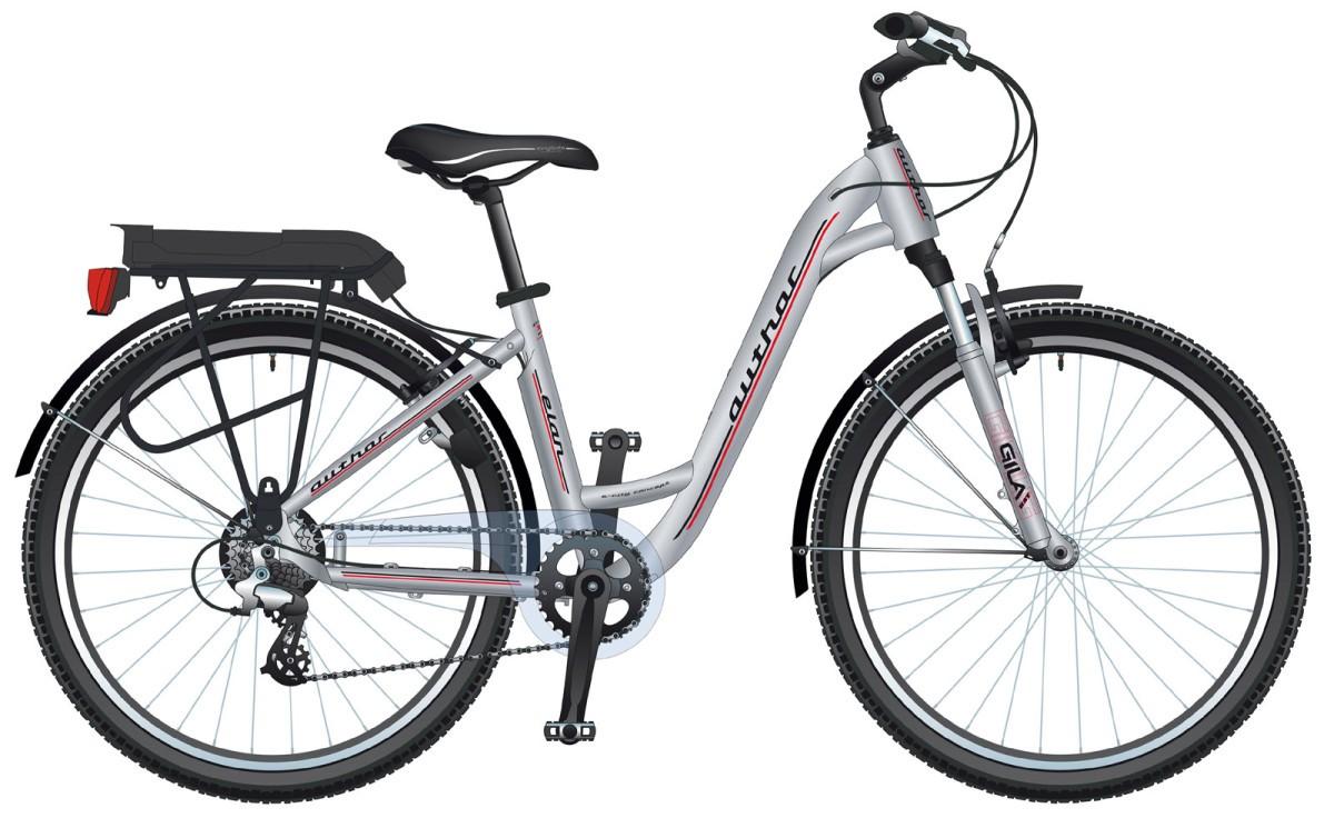 Велосипед Author Elan (2018)