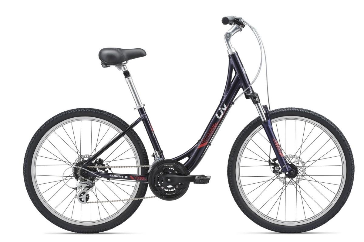 Велосипед Giant Sedona DX W (2018)
