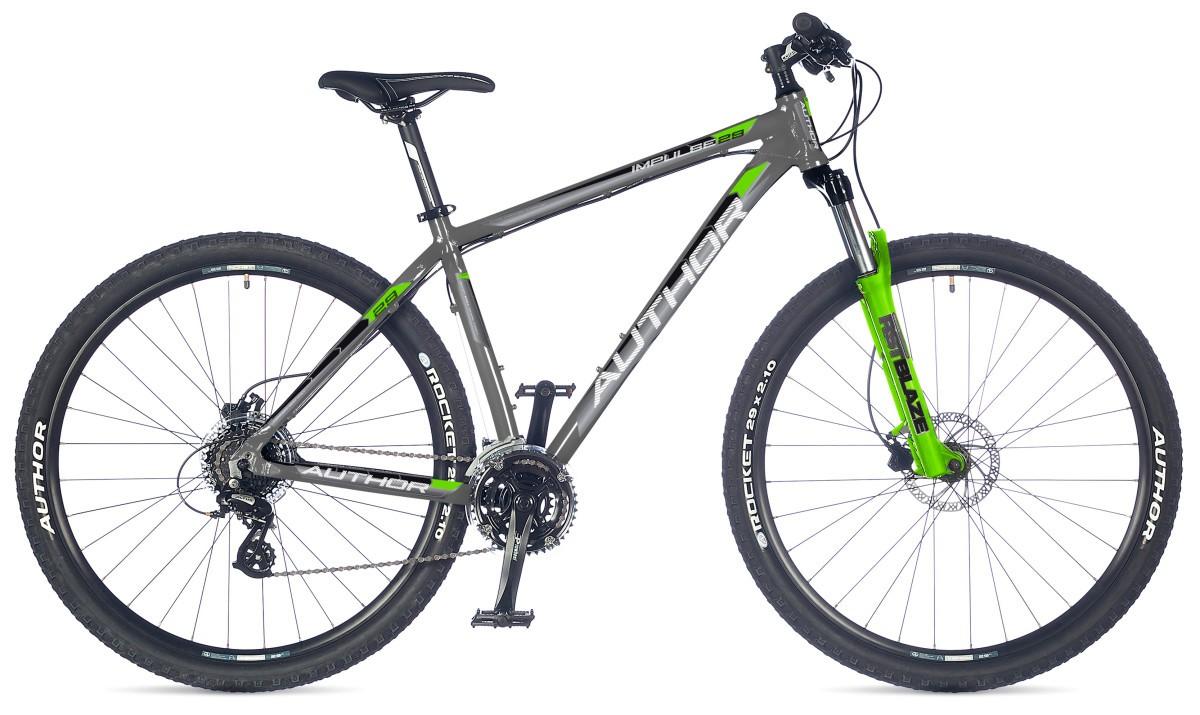 Велосипед Author Impulse 29 (2018)