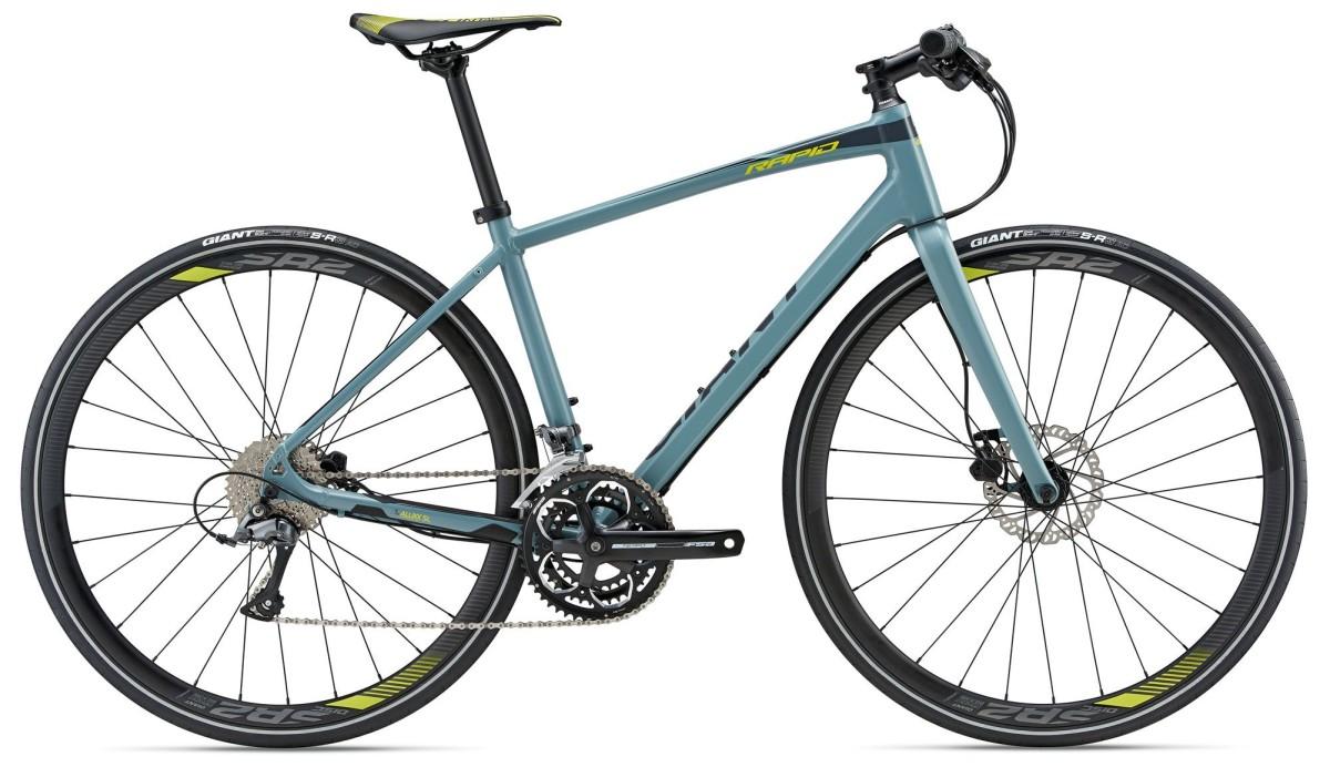 Велосипед Giant Rapid 3 (2018)