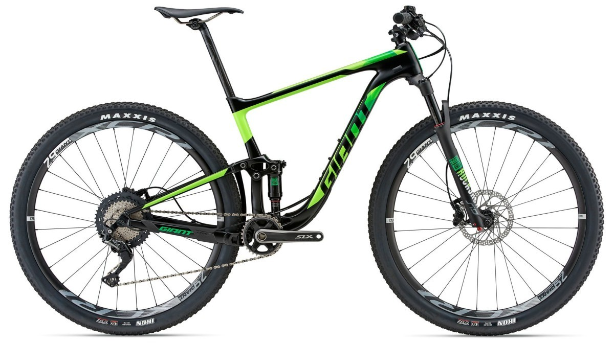 Велосипед Giant Anthem Advanced 29er 1 (2018)