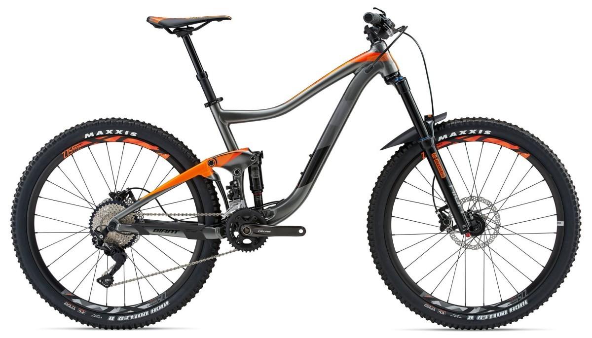 Велосипед Giant Trance 3 GE (2018)