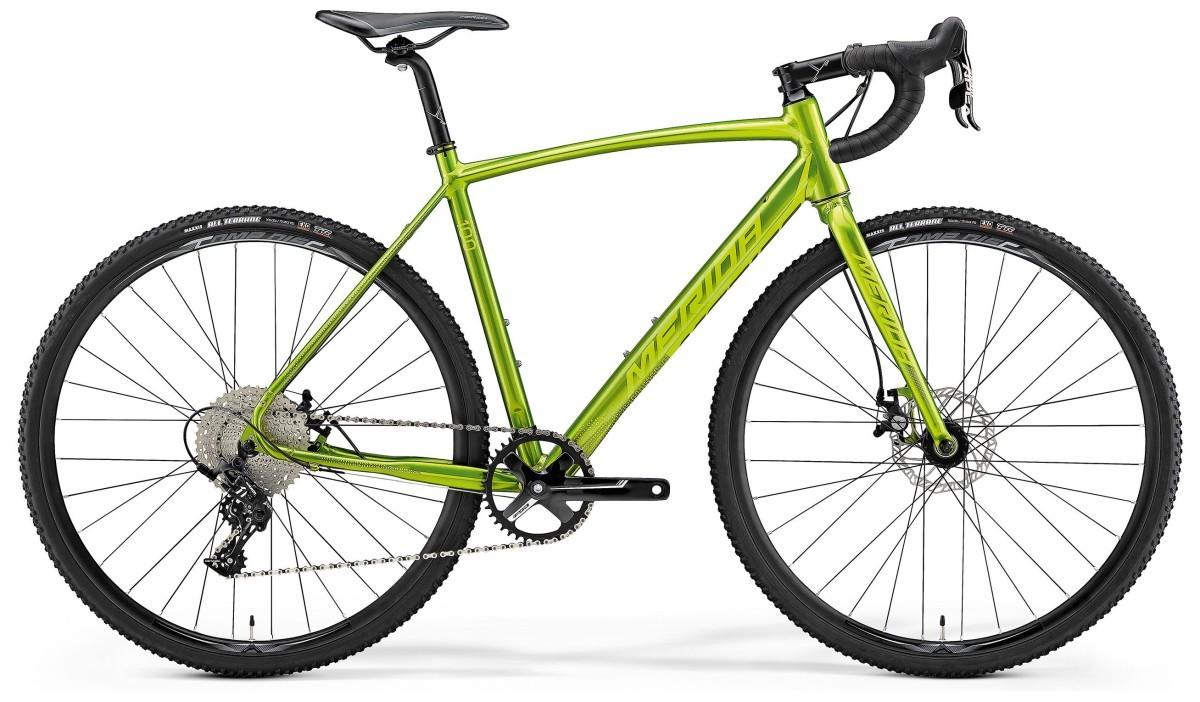 Велосипед Merida Cyclo Сross 100 (2018)