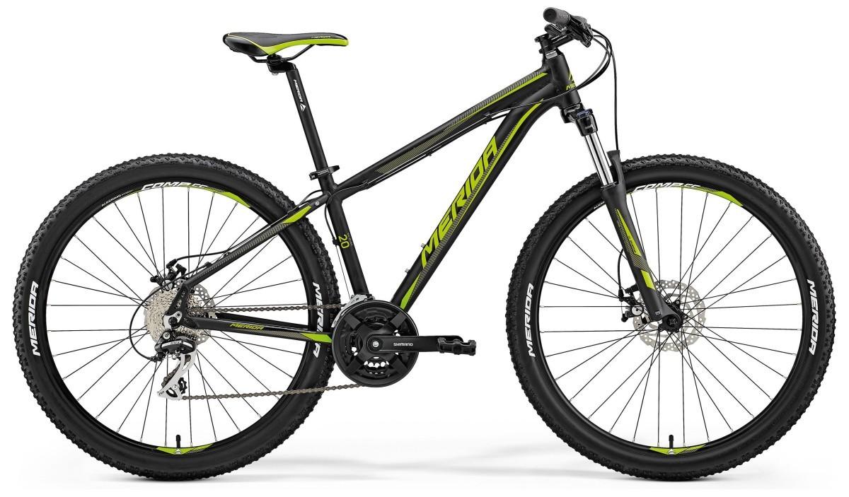 Велосипед Merida Big.Seven 20-MD (2018)