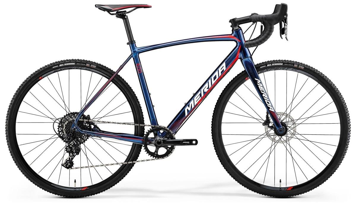 Велосипед Merida Cyclo Сross 600 (2018)