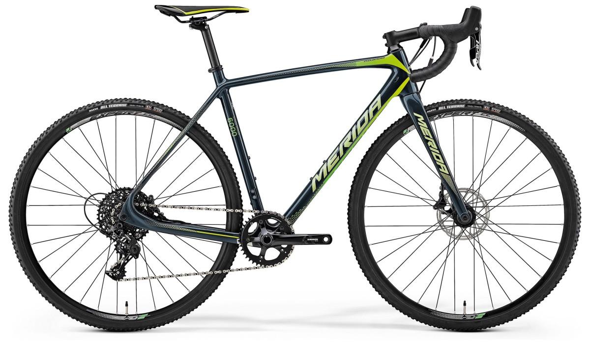 Велосипед Merida Cyclo Сross 6000 (2018)